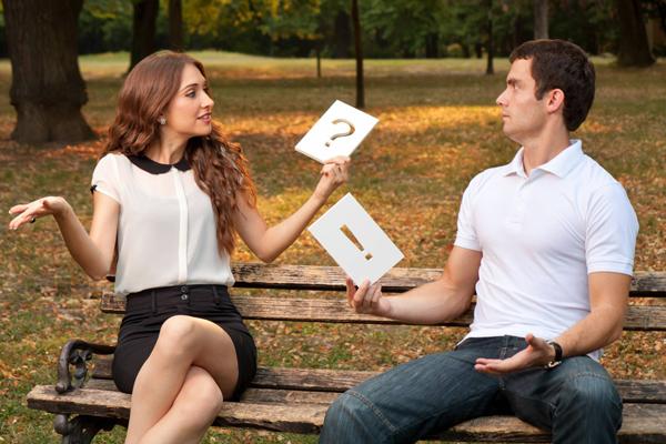 Что мужчины и женщины ищут друг в друге