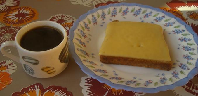Сыр на завтрак