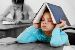 У детей отсутствует мотивация к учебе