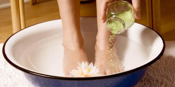 Народное лечение ног