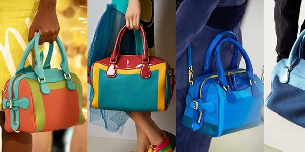 Модные сумки лето 2017