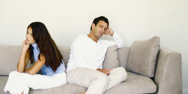 Раздражительность в отношениях