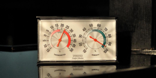 Влажность воздуха в доме