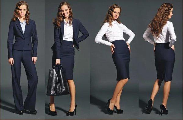 Офисная мода 2020